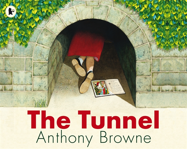 Image result for the tunnel' by anthony browne