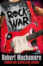 robert muchamore rock war