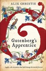 alix christie gutenberg's apprentice cover-uk