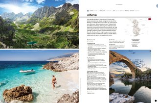 lonely-planet-travel-book-albania-spread